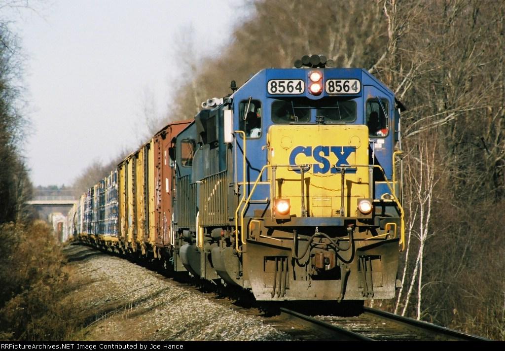 CSX B75622