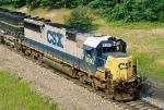 CSXT 8593
