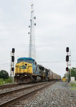 Q299 (New Castle, PA to Toledo, OH) Splits the Signals
