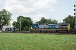 CSX 482 meets the NS local power