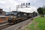 NS 9286 on NS 118