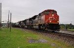 CN 8824 on NS 154