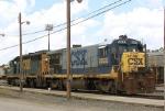 CSX 5500 & 6116