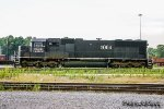 IC 1004 | EMD SD70 | CN Johnston Yard