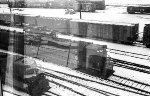 From the N&W Bellevue Yard Tower