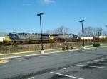 Juice train, south track 2