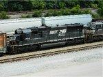 NS 2518 (SD70)