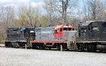 BB Line at the Doswell Yard