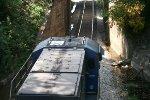 CSX 465 rolls through the CSX overpass
