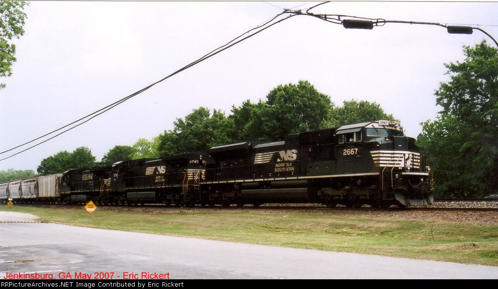 NS 2667 and 9745