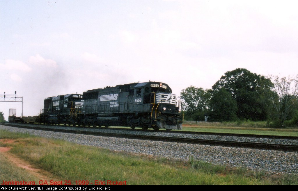NS 6659 and 6504