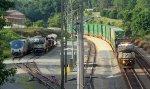 NS train 290 barrels north past Kemper St