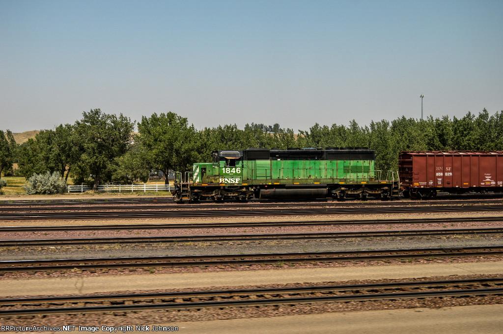 BNSF 1846