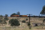 BNSF7930 and BNSF8512 leaving the Loop