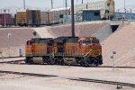 BNSF3849 and BNSF4371