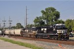 NS 4062 On NS 117 Eastbound