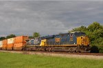 CSXT 3127 On CSX Q 143 Southbound