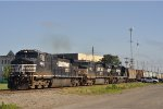 NS 9300 On NS 46 R Eastbound