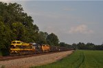 NS / VGN 1069 On NS 808 Westbound ( Last Light )