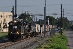 NS / PC 1073 On NS 123 Eastbound