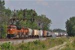 BNSF 4244 On CSX S 350 Northbound