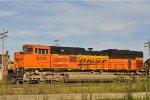 BNSF 8414 In The Pitt Yard