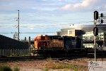 BNSF 1533 & 2043