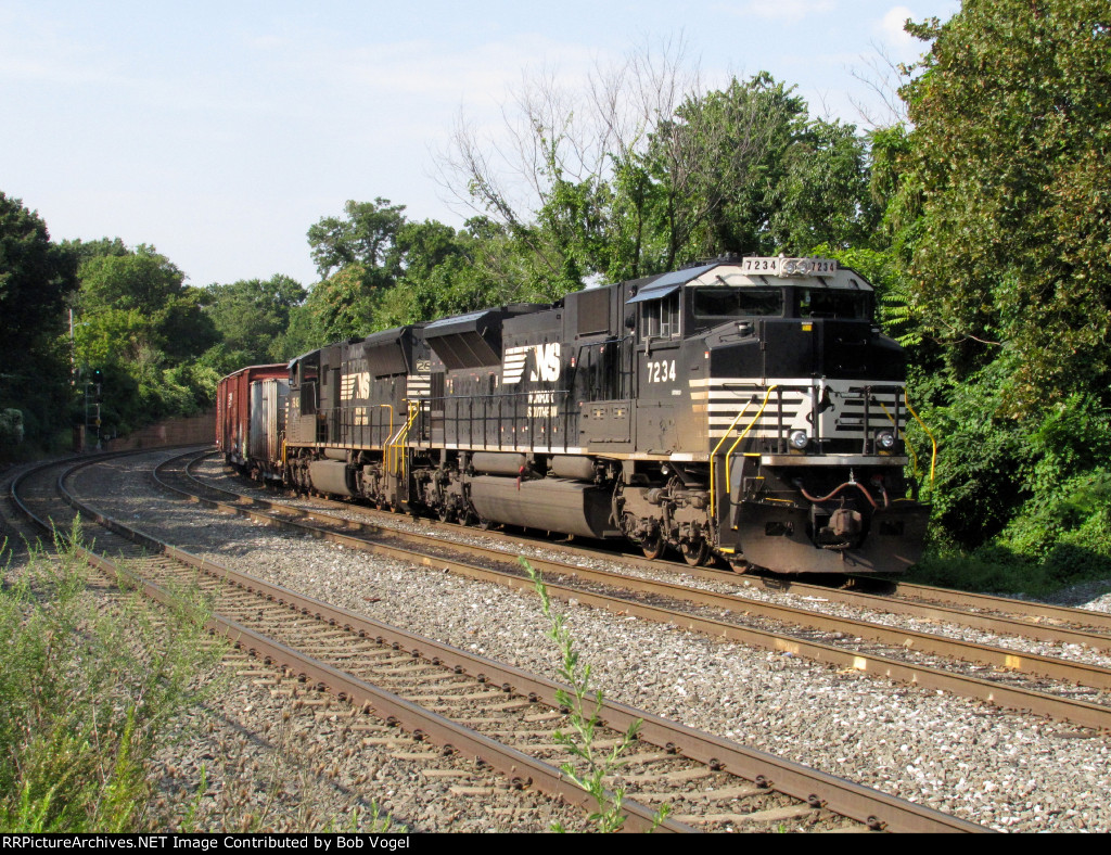 NS 7234 and 2642