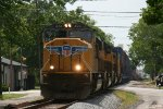 UP Eastbound Intermodal Train