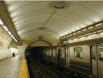 MTA 168th St. train 1 station
