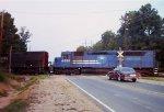 Ex-Conrail in Shreveport