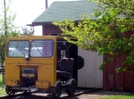 SLSF speeder and shed