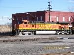 BNSF C44-9W 5490