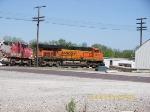 BNSF ES44DC 7616