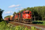 CN 5489 WB CN Kingston Sub