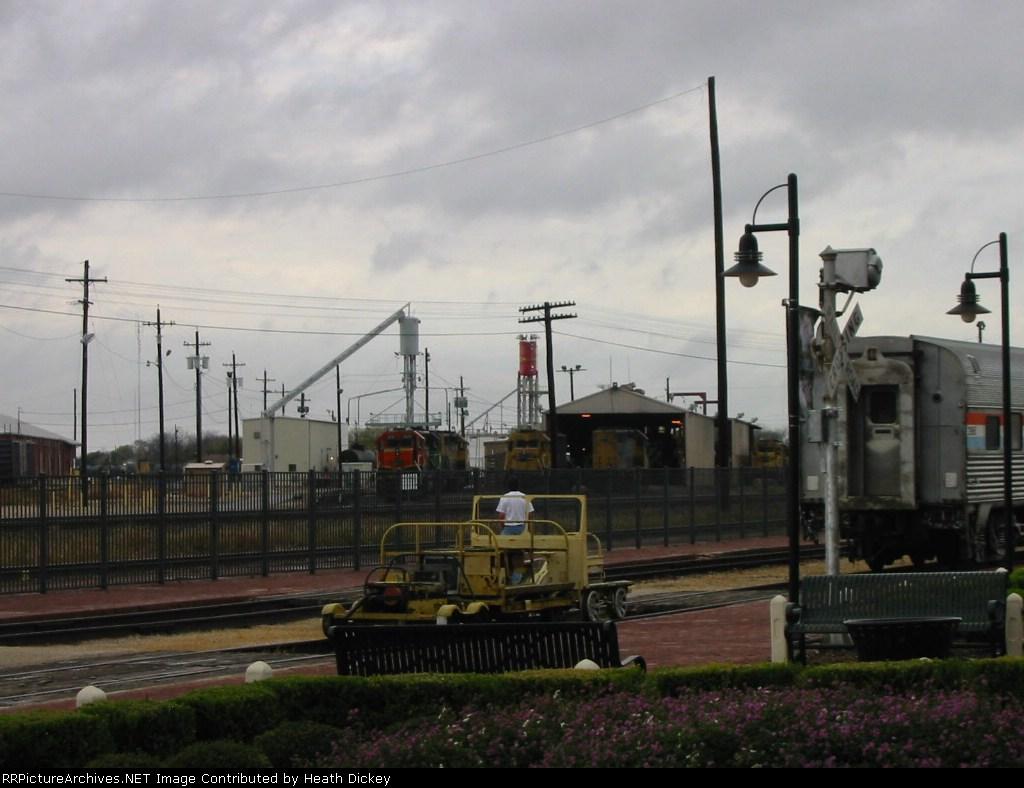 BNSF Belton, TX