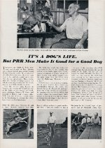 """""""Its A Dogs Life,"""" Page 17, 1953"""