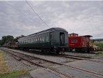 Allentown & Auburn Railroad Yard