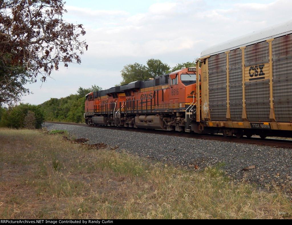 BNSF 6880 East