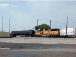 UP Harlingen Yard