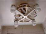 RDG 15 ceiling fan detail