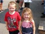 Andrew & Emma enjoy Railfest