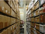 Reading Tech Archive room