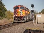 BNSF C44-9W 5495