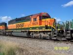 BNSF SD40-2 6929