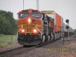 BNSF ES44DC 7718