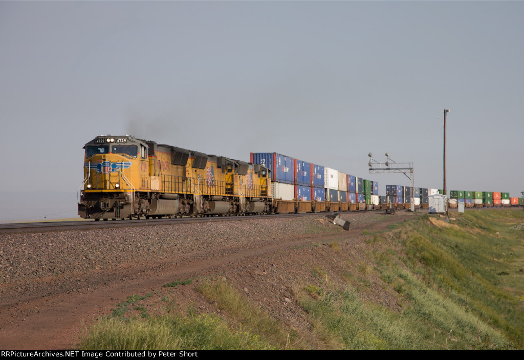 UP4729, UP4758 and UP3966