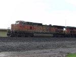 BNSF C44-9W 4590