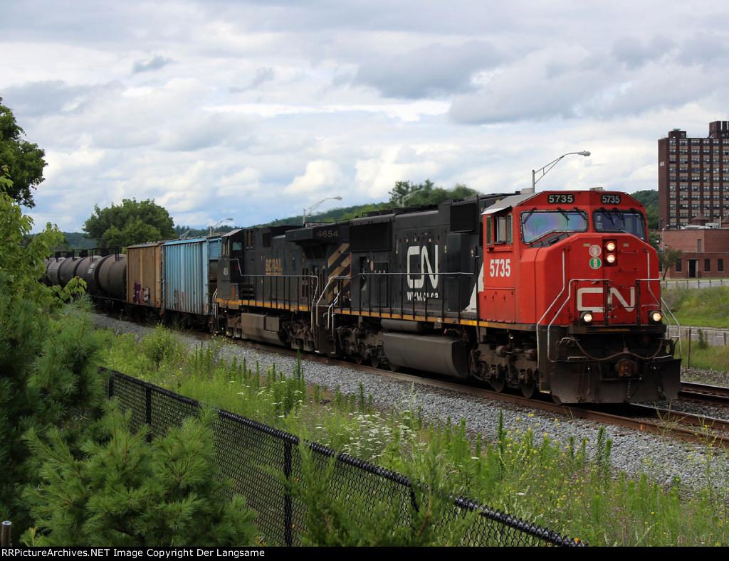 CN 5735 K614-25