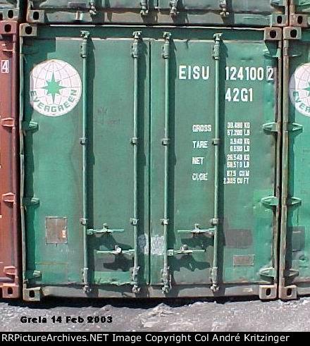 Evergreen 42G1 EISU 124100 2